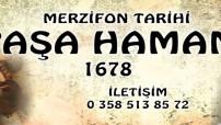 Tarihi Paşa Hamamı